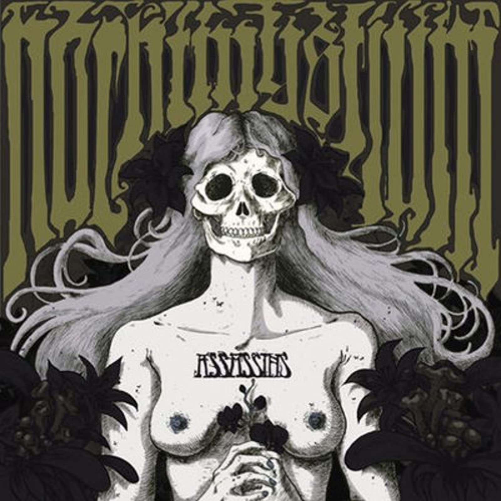 Assassins: Black Meddle Pt 1 Lp By Nachtmystium On Vinyl Record