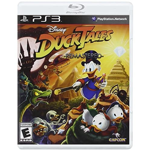DuckTales Remastered PS3 For PlayStation 3