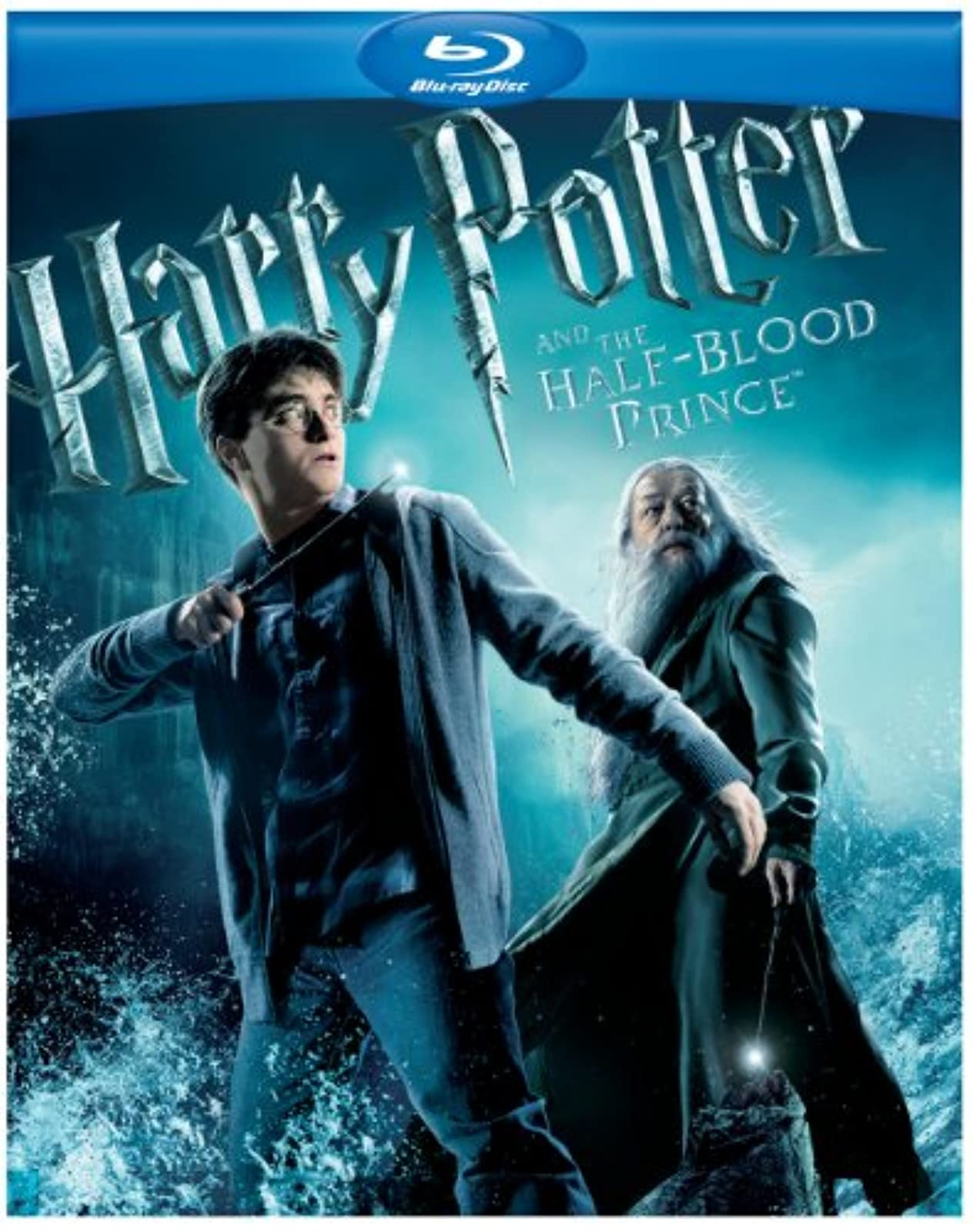 Harry Potter And The Half-Blood Prince Blu-Ray On Blu-Ray With Daniel