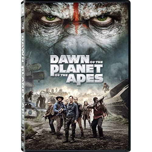 Dawn Of The Planet Of The Apes On DVD With Jocko Sims
