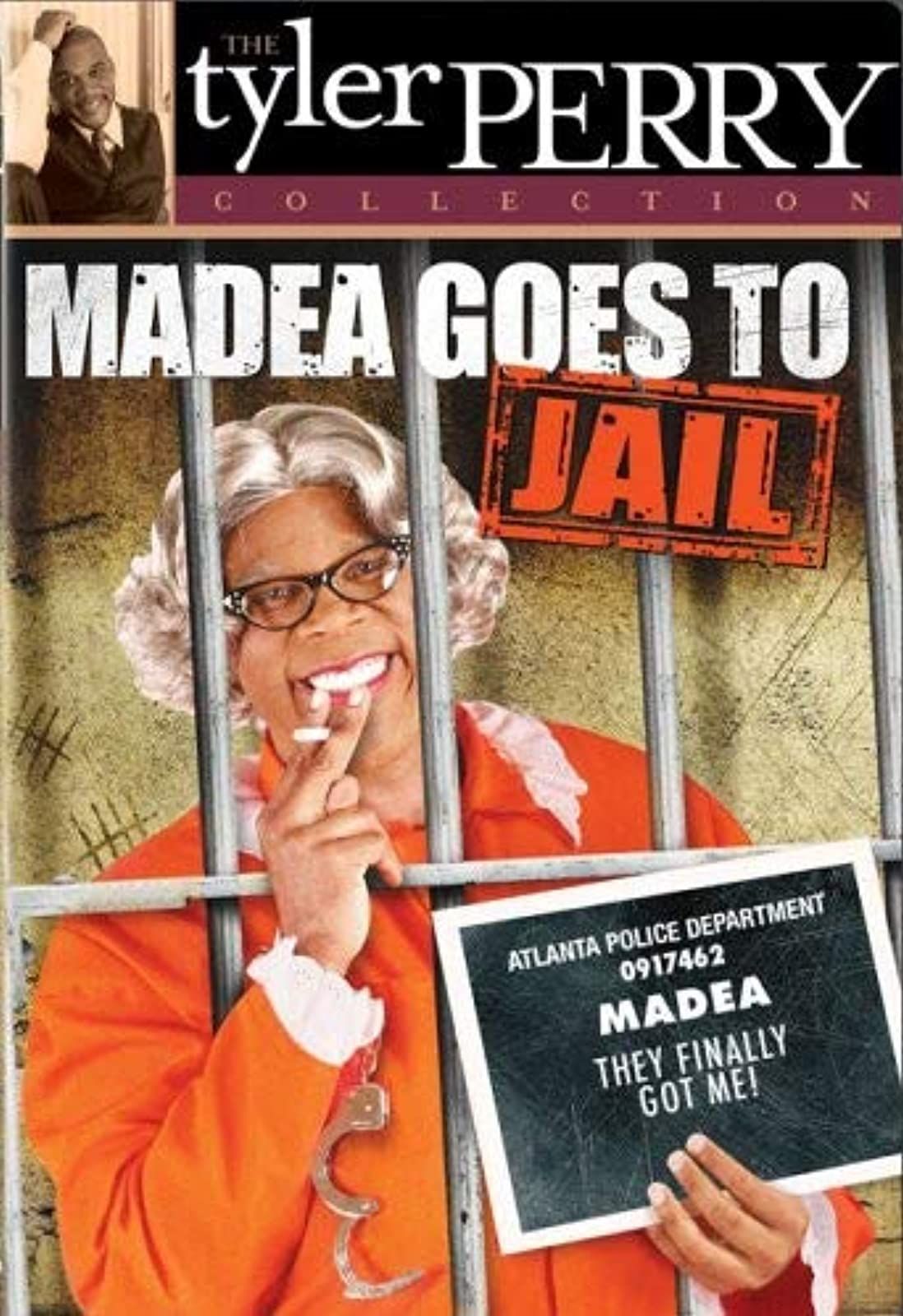 Madea Goes To Jail The Tyler Perry Collection On DVD Comedy