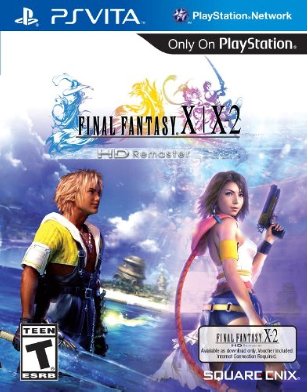 Final Fantasy X RPG For Ps Vita
