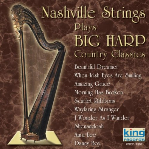 Image 0 of Big Harp Country Classics By Nashville Strings Album 2002 On Audio CD
