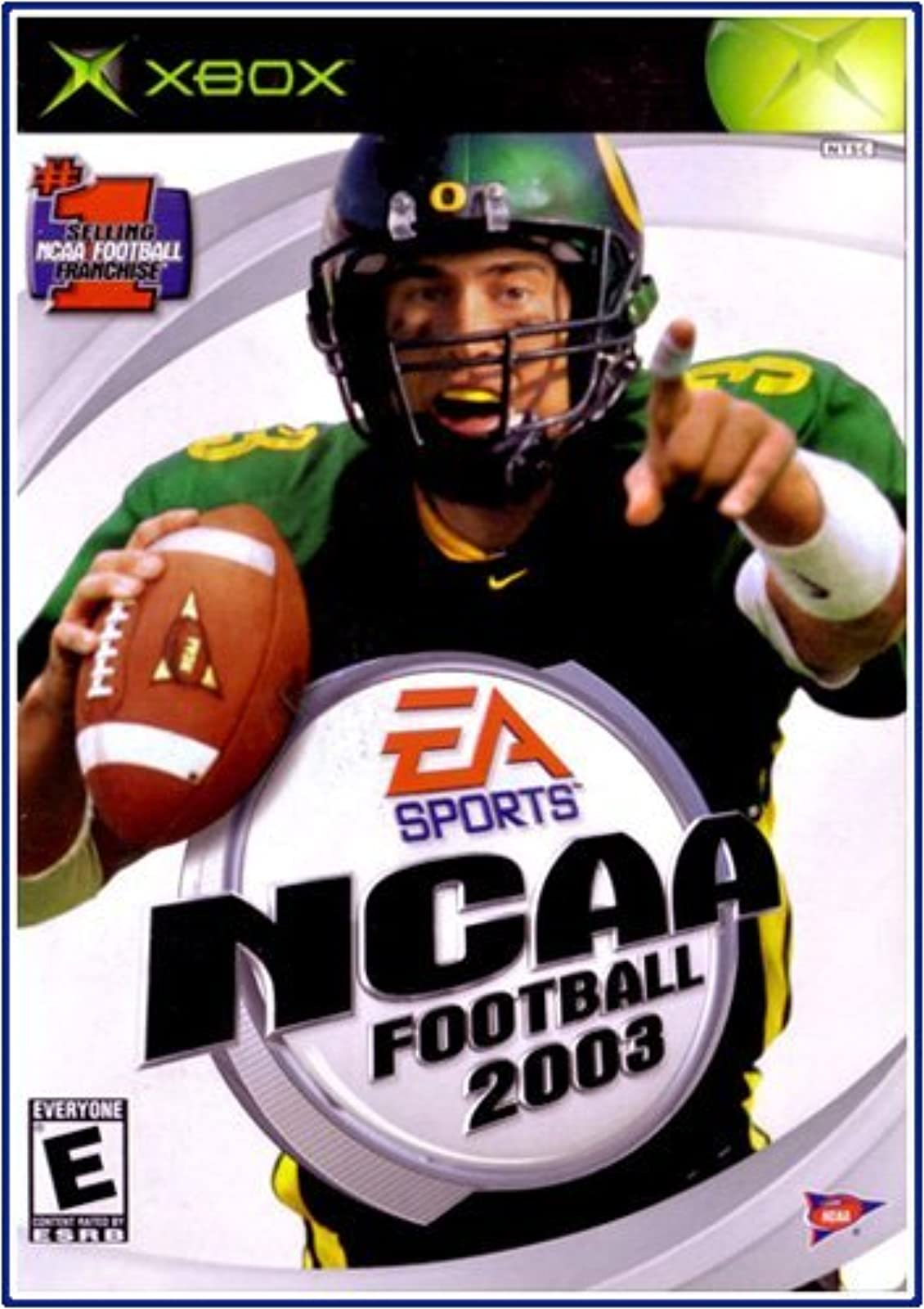 NCAA Football 2003 For Xbox Original