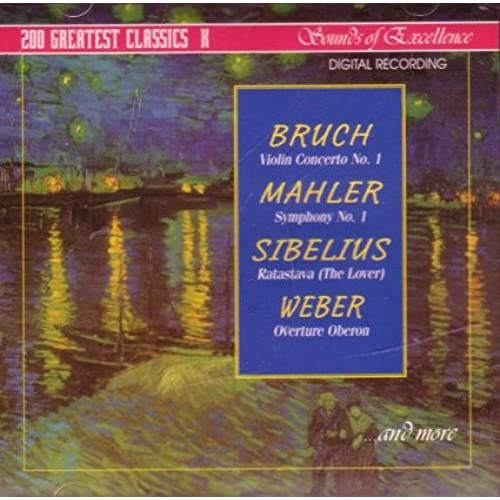 200 Greatest Classics 10 By Weber Carl Maria Von Composer Boccherini