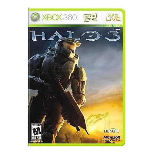 Image 0 of Halo 3 Game For Microsoft And Xbox One For Xbox 360