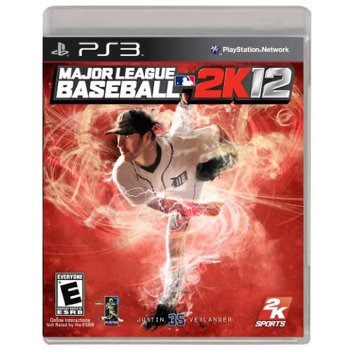Major League Baseball 2K12 For PlayStation 3 PS3
