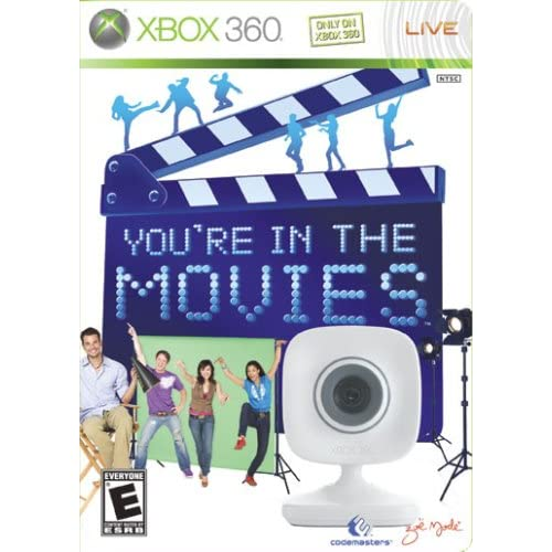 You're In The Movies For Xbox 360 Arcade