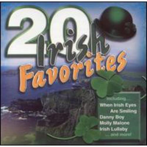 20 Irish Favorites By Various On Audio CD Album 2011