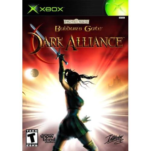 Baldur's Gate: Dark Alliance For Xbox Original