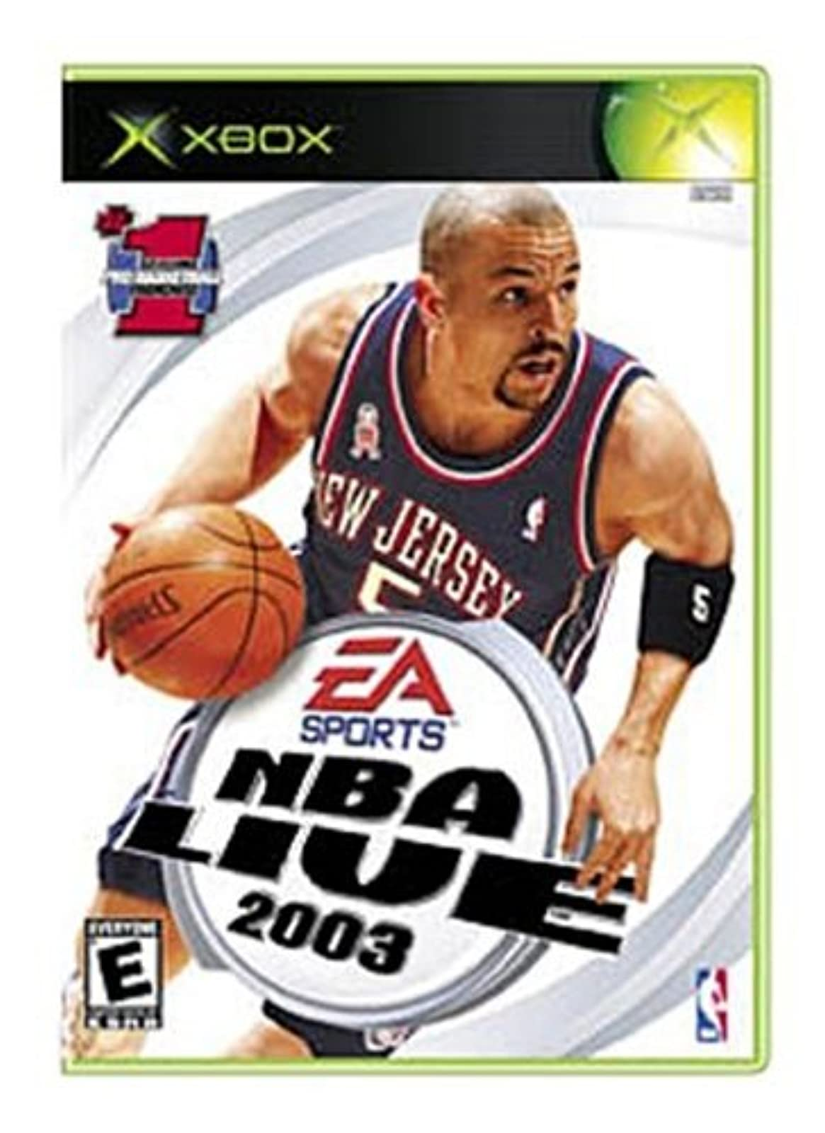 NBA Live 2003 Xbox For Xbox Original Basketball