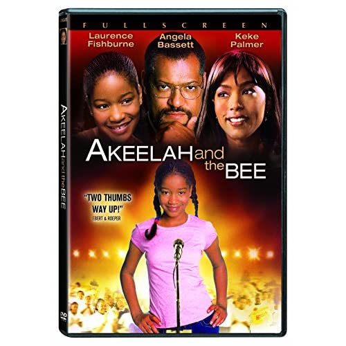 Akeelah And The Bee Full Screen Edition On DVD With Angela Bassett
