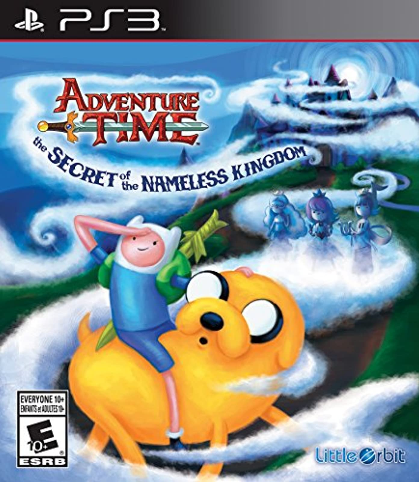 Adventure Time: The Secret Of The Nameless Kingdom PlayStation 3 For PlayStation