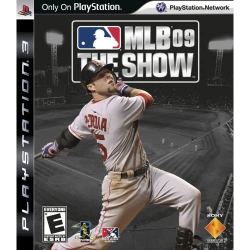 MLB 09 The Show For PlayStation 3 PS3 Baseball