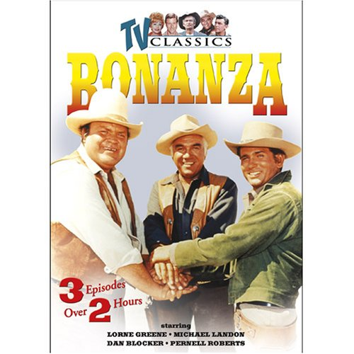 Image 0 of Bonanza V.8 On DVD with Lorne Greene