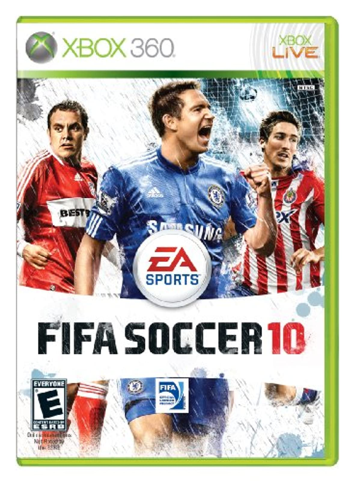 FIFA Soccer 10 For Xbox 360