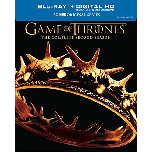 Image 0 of Game Of Thrones: Season 2 Blu-Ray On Blu-Ray Drama