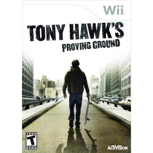 Tony Hawk's Proving Ground For Wii