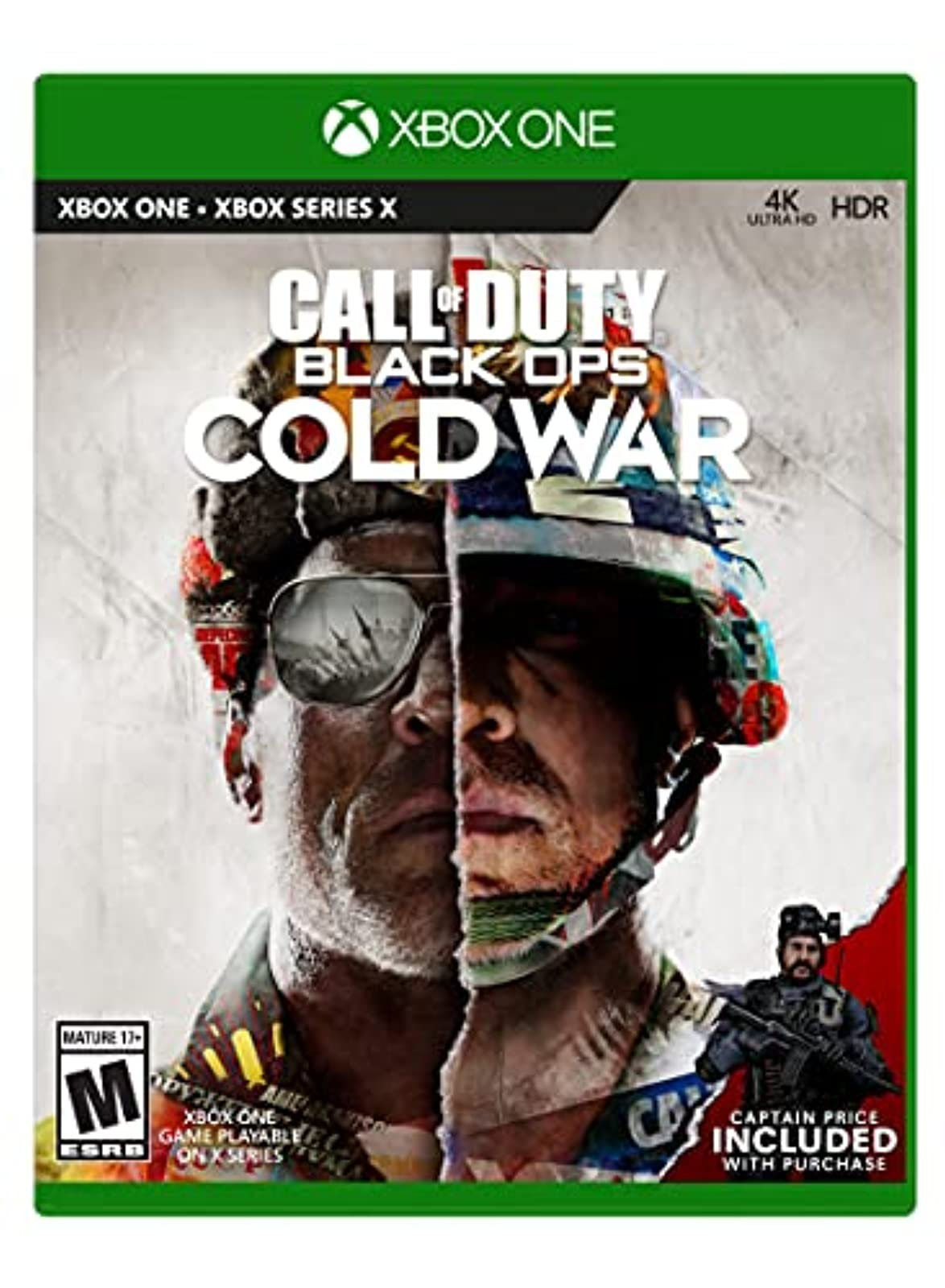 Call Of Duty: Black Ops Cold War COD For Xbox One