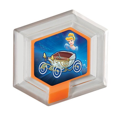 Disney Infinity Power Disc Cinderella's Coach 6 Of 20 Figure