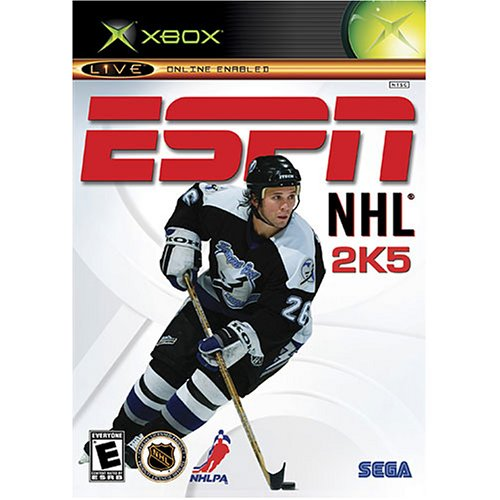 ESPN NHL 2K5 Xbox For Xbox Original Hockey
