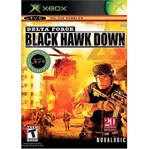 Delta Force Black Hawk Down Xbox For Xbox Original