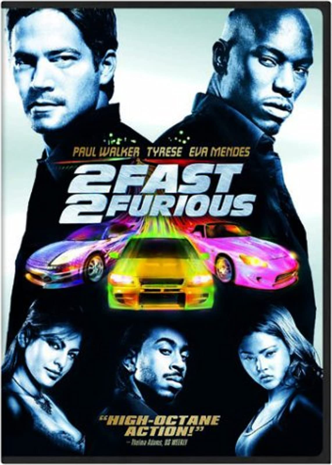 2 Fast 2 Furious Widescreen Edition On DVD With Paul Walker
