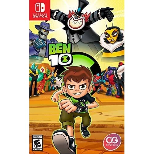 Ben 10 For Nintendo Switch Edition