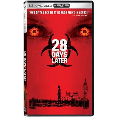 28 Days Later UMD For PSP