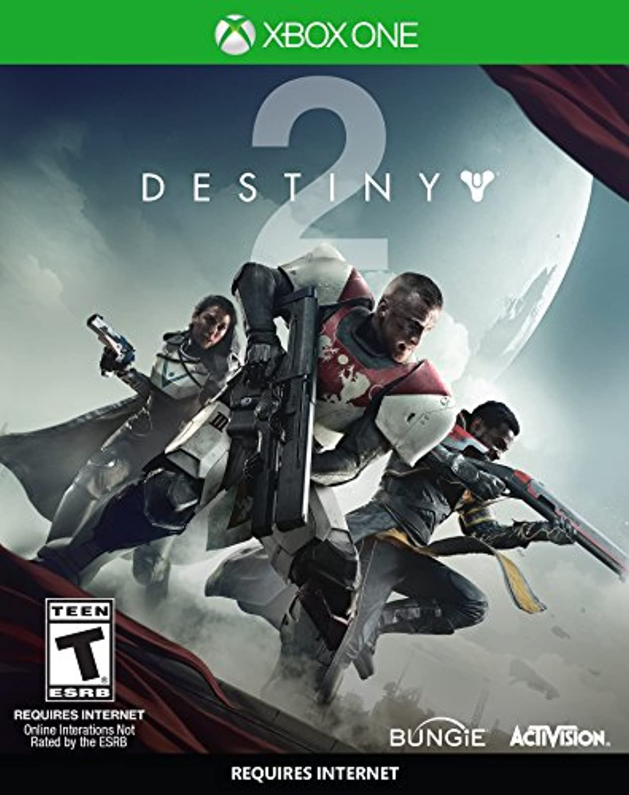 Destiny 2 Standard Edition For Xbox One Shooter