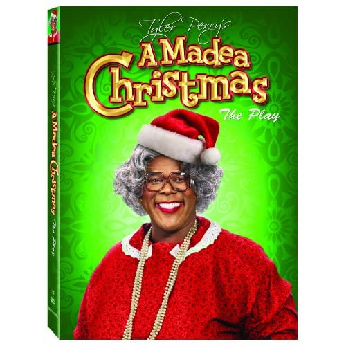 Image 0 of Tyler Perry's A Madea Christmas The Play DVD On DVD With Cheryl Pepsii