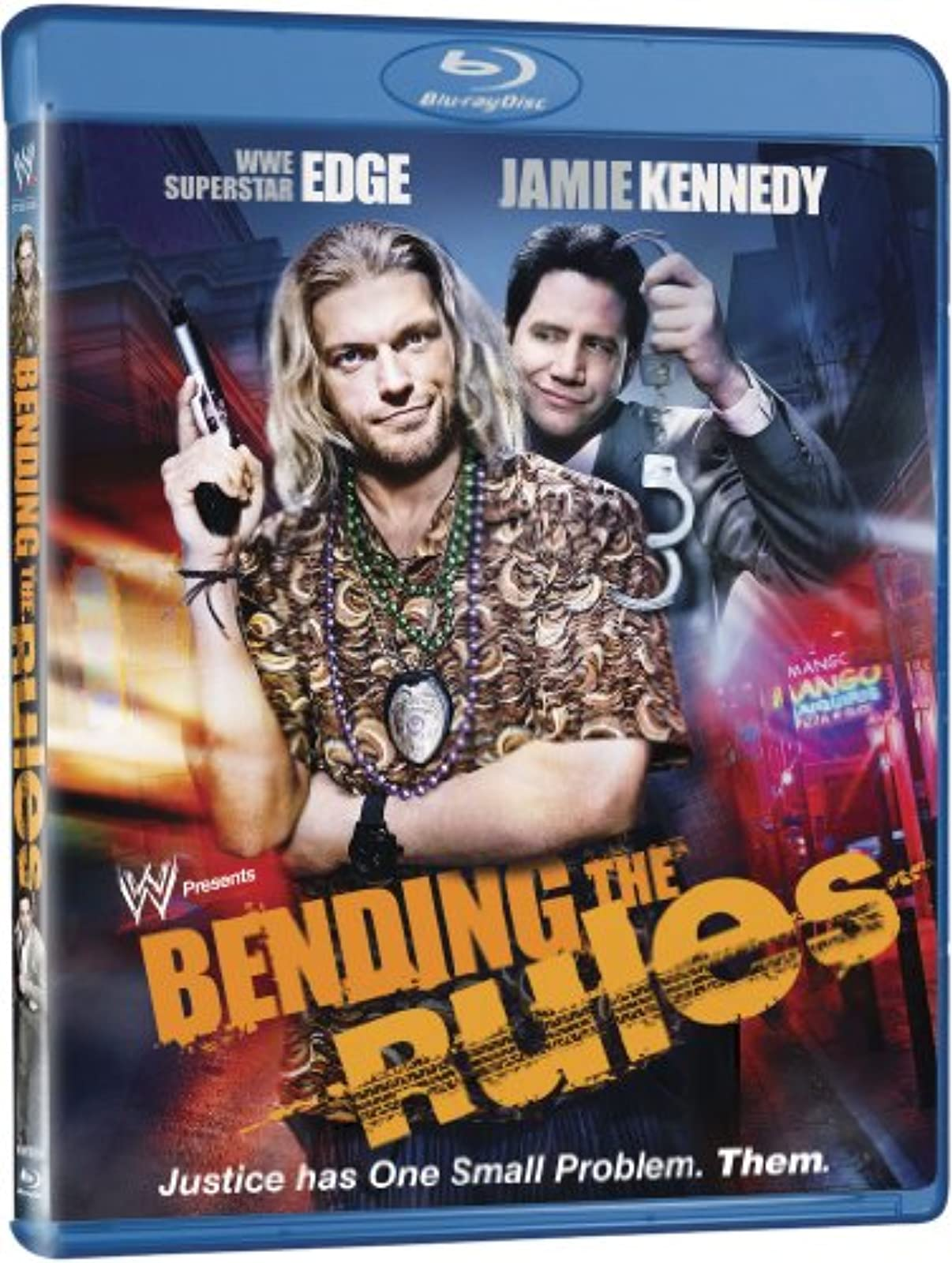 Bending The Rules Blu-Ray On Blu-Ray Comedy