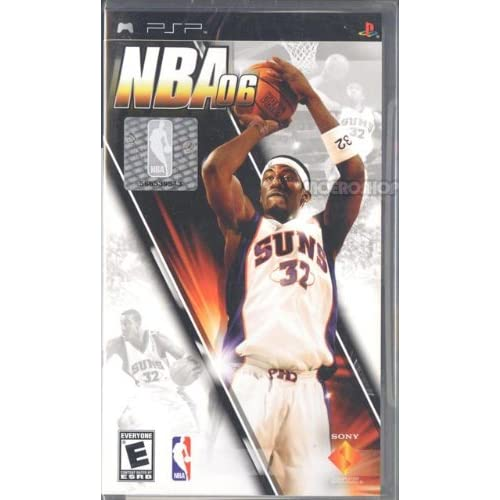 NBA 2006 Sony For PSP UMD Basketball