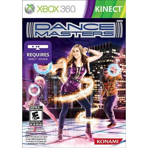 Dancemasters For Xbox 360 Music