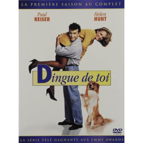Image 1 of Dingue De Toi: Mad About You French Language On DVD Romance