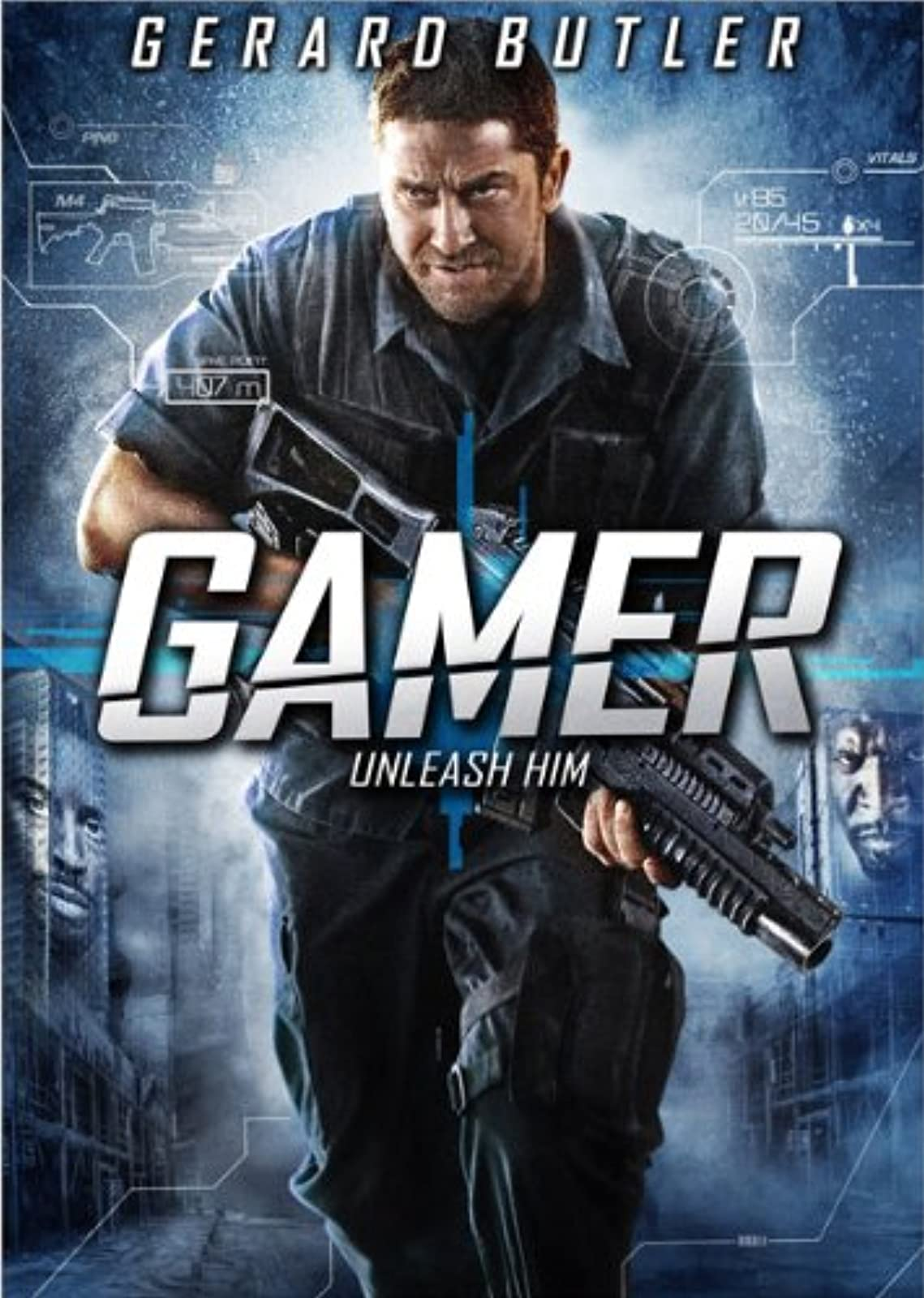 Gamer On DVD With Gerard Butler Mystery