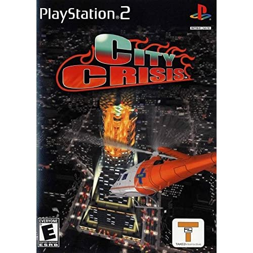 City Crisis For PlayStation 2 PS2 Racing