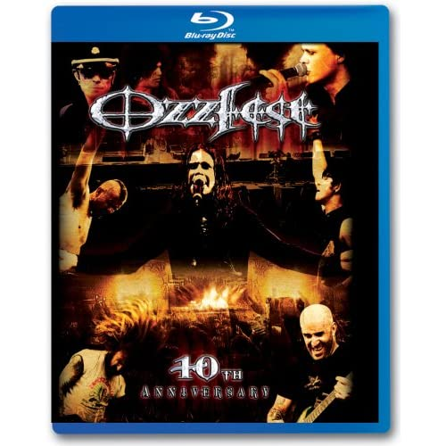 Image 0 of Ozzfest: 10th Anniversary Blu-Ray On Blu-Ray With Various Artists
