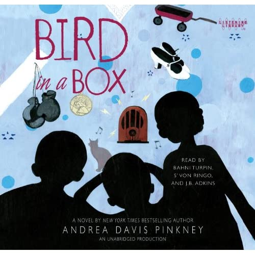 Bird In A Box On Audiobook CD By Bahni Turpin S'Von Ringo And J B