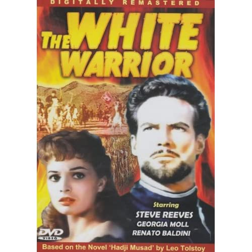 Image 0 of The White Warrior Slim Case On DVD with Steve Reeves