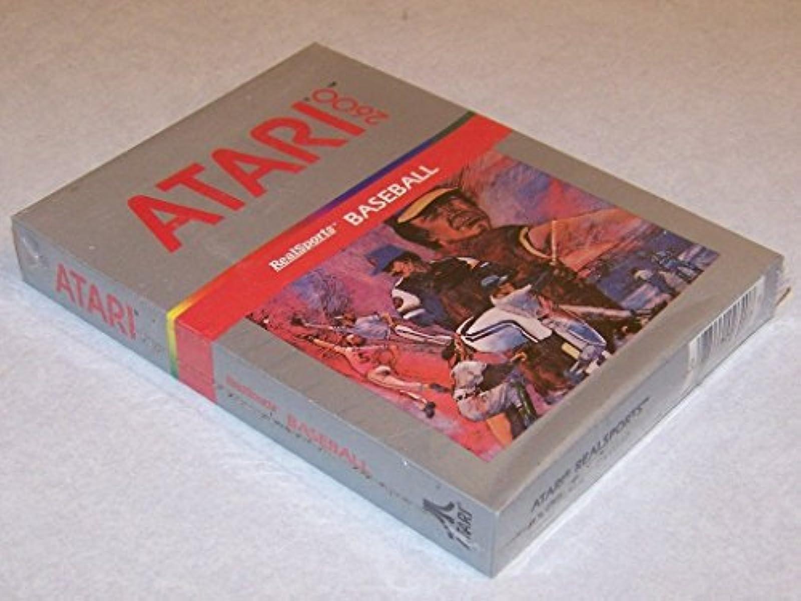 Realsports Baseball For Atari
