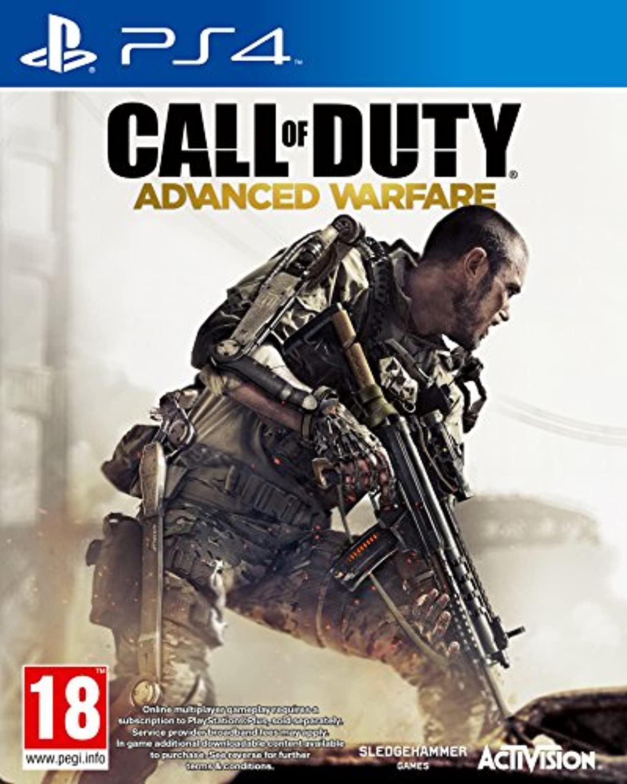 Call Of Duty: Advanced Warfare PS4 For PlayStation 4 COD