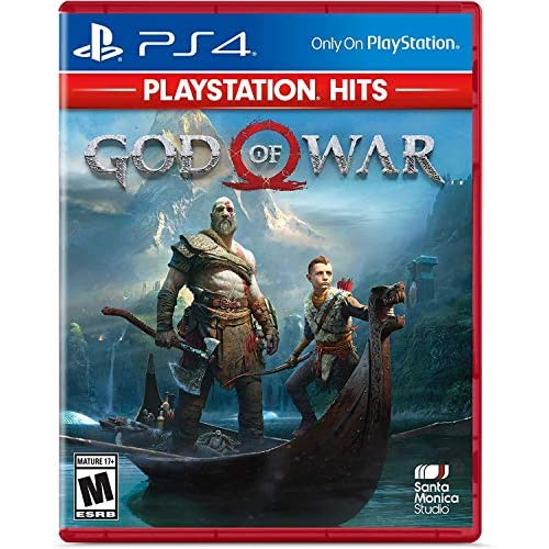 God Of War Hits For PlayStation 4 PS4 Fighting