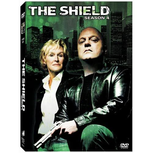 The Shield: Season 4 On DVD With Michael Chiklis