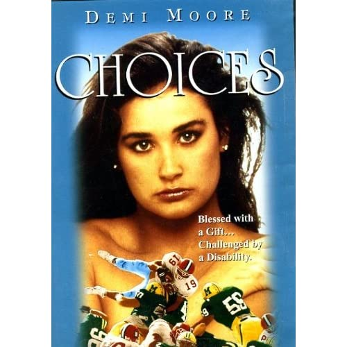 Choices On DVD With Demi Moore