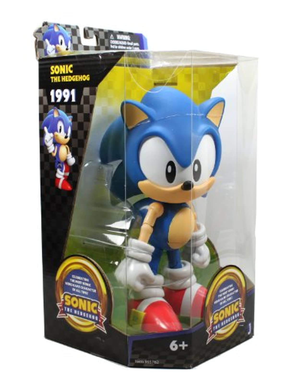 Jazwares Sonic The Hedgehog 20th Anniversary 10 Action Figure Toy Figurine YMD8