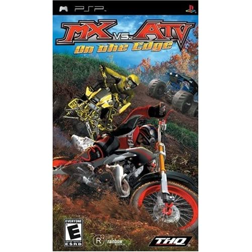 MX Vs ATV On The Edge Sony For PSP UMD