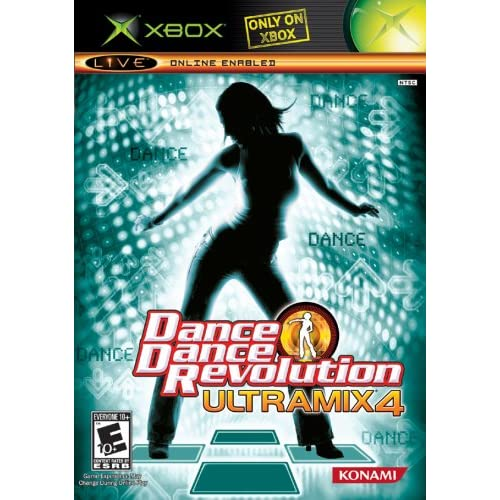 Dance Dance Revolution Ultramix 4 Xbox Game For Xbox Original Music