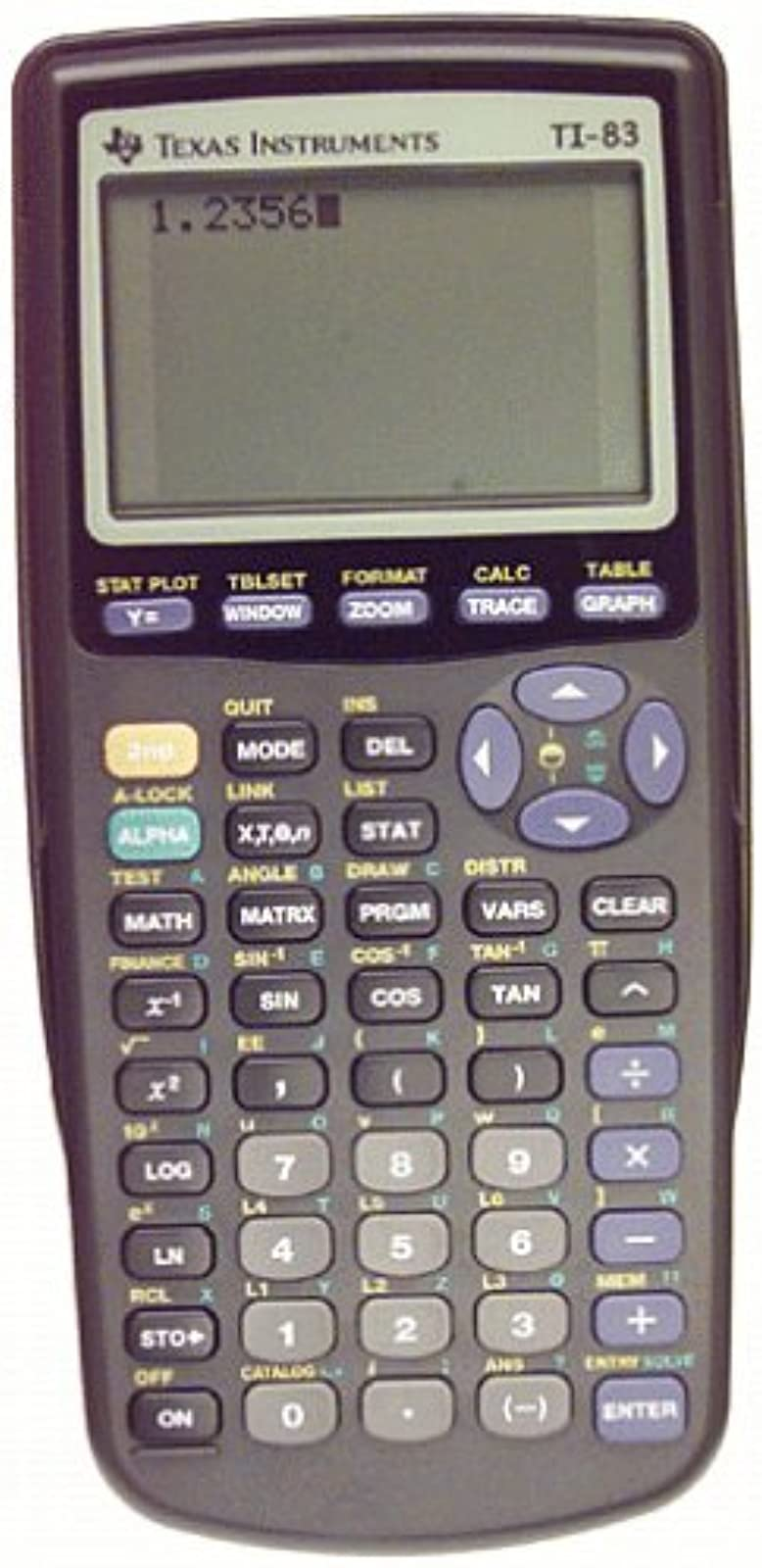 Texas Instruments TI-83 Graphing Calculator Handheld TI83