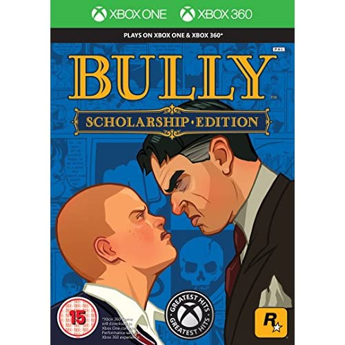 Bully: Scholarship Edition Xbox 360 and  Xbox One